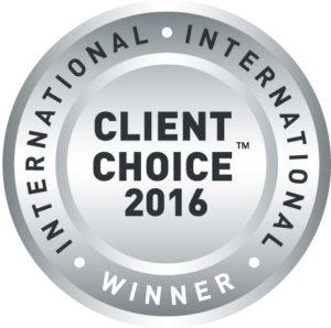 Exemplary Awards Client Choice