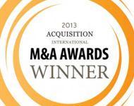M&A Awards logo