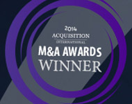 Acquisition M&A Awards