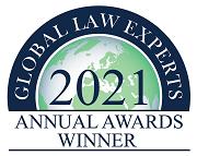 global awards winner 2021