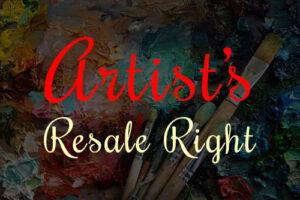 Artist Resale Right